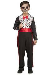 Disfraz Niño L Pequeño Dia de los Muertos