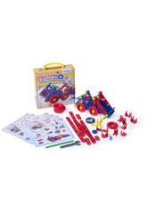 Mecaniko Activities Jogo de Construção 74 Peças Miniland 32651