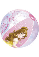 Balle Gonflable 51 cm. Princesses
