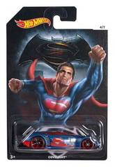 Hot Wheels Batman Vs Superman Mattel DJL47