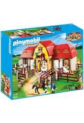 Playmobil Grande Maneggio con recinto