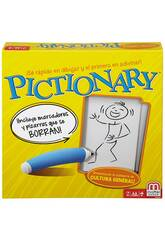 Pictionary Cast Mattel DKD51