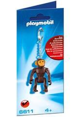 Playmobil Porte-Clefs Singe