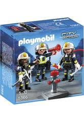 Playmobil Squadra di Pompieri
