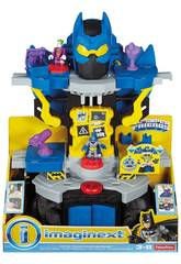 Imaginext Batcaverna Transformável Mattel DNF93