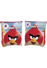 Brassards Angry Birds 23 x 15cm Bestway 96100