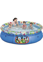 Piscina Fast Set Mickey Mouse 244x66 Cm Bestway 91020