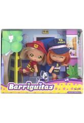 Puppen Bauch Las al Rescate Famosa 700012700