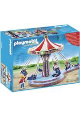 Playmobil Karussell mit Flying Swings 5548