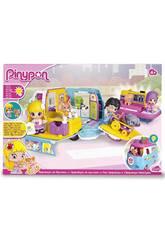 PinyPon Ambulance des Animaux de Compagnie