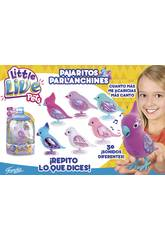 Little Live Pets Pajaritos Parlanchines Serie 3
