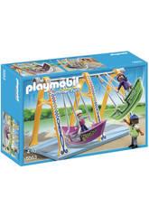 Playmobil Barcos Columpio