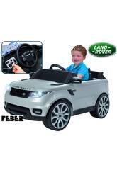 Range Rover 6 V. Cinza Luzes e Sons