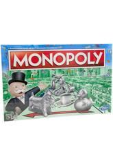 Jogo de tabuleiro Monopoly Madri HASBRO GAMING C1009