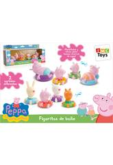 Figures pour le bain Peppa Pig