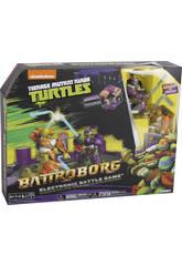 Tortugas Ninja Battroborg Set de Batalla