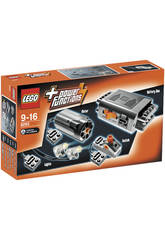 Lego Technic Set Moteurs Power Functions