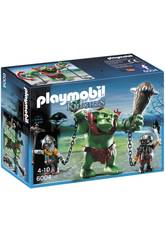 Playmobil - Potente Troll con Guardiani