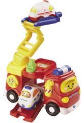 Tut Tut Bolidos Camion dei Pompieri giocattolo