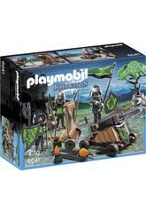 Playmobil - Balestra Dei Cavalieri Lupo