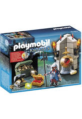 Playmobil Gardien du Trésor du Roi