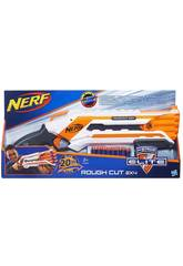Nerf Elite Rough cut 2X4 8 Darts HASBRO A1691
