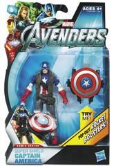 Avengers figuras de acção de 9 cm.
