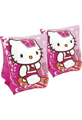 Brassards Gonflables 23x15 cm. Hello Kitty