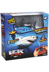 Radio Control Shark Attack World Brands TR0017