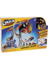 Tonka Chuck Tornade Tower