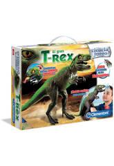 T-Rex avec sons et lumières