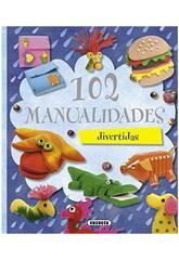 100 Artesanato ... (3 Livros) Susaeta Ediciones