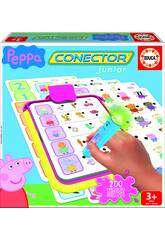 Conector Junior Peppa Pig Educa 16230