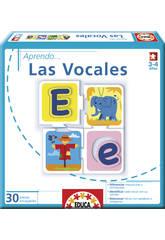 Aprendo... Las Vocales Educa 14232