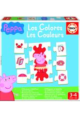 J´Apprends les Couleurs Peppa Pig