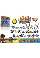 Invizimals Pack 5 Figure IMC 30039