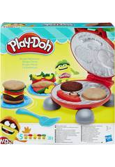 Basteln Play-Doh Hamburger Barbecue HASBRO B5521
