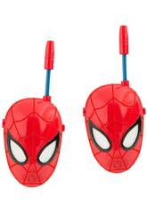 Walkie Talkie face Spiderman