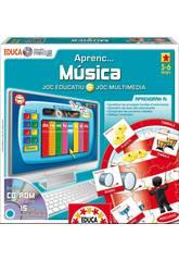 Educa Multimedia Musica in Catalano Educa 14911