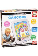 Educa Touch Baby Le Mie Prime Canzoni in Catalano Educa 16204