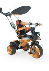 Tricycle City Orange Injusa 326