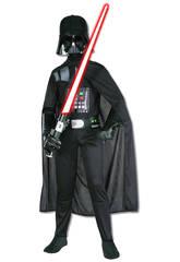 Kostúm Junge Darth Vader EP7 Classic T-M Rubies 882009-M