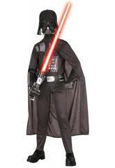 Disfraz Niño Darth Vader EP7 Classic T-L Rubies 882009-L