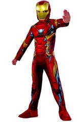 Déguisement Enfant Iron Man CW Classic T-L