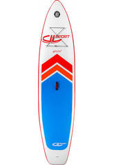 Mesa Paddle Surf Stand-Up Arrow 2 335x75x15cm. Ocorrências WH335-15