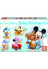 Baby Puzzle Micky