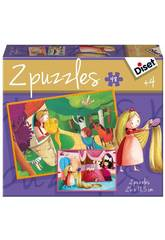 Kinder Puzzle Form Animals