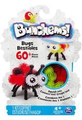 Bunchems Set 3 Personajes. Bizak 6192 6800
