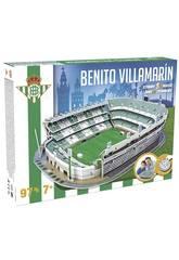 Nanostad Stadio 3D Benito Villamarín Giochi Preziosi GPH34006