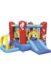 Castillo Hinchable Play Center 300x280x175 cm.